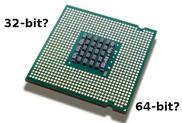 Узнать разрядность процессора онлайн